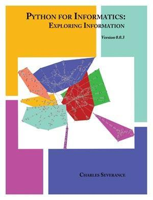 Python for Informatics Book Cover