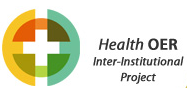 Health OER Inter-Institutional Project logo