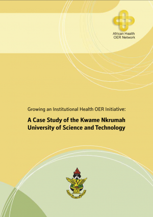 Cover of Case Study of Kwame Nkrumah University of Science and Technology