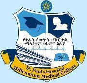 Logo of St. Paul Hospital Millennium Medical College