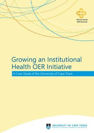 Cover of University of Cape Town Case Study