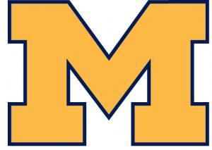 Logo for University of Michigan