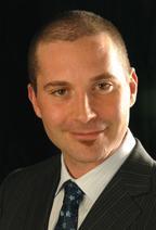 Portrait of Joel J. Gagnier