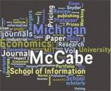 Word Cloud about Mark McCabe