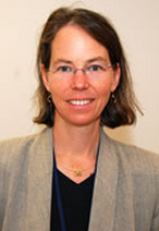 Portrait of Sally Santen